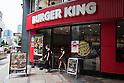 Burger King launches black Kuro Shogun burger
