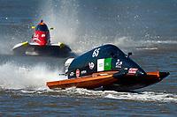 Ruben Ascencio III (#65) and Mark Schmerbach, (#6)        (SST-45 class)