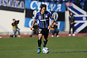 Akira Kaji (Gamba), NOVEMBER 26, 2011 - Football / Soccer : 2011 J.LEAGUE Division 1 between Gamba Osaka 1-0 Vegalta Sendai at Expo'70 Commemorative Stadium, Osaka, Japan. (Photo by Akihiro Sugimoto/AFLO SPORT) [1080]