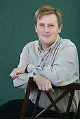 JULIAN BAGGINI, AUTHOR. EDINBURGH INTERNATIONAL BOOK FESTIVAL. Thursday 24th August 2006. Over 600 authors from 35 countries are appearing at the Edinburgh International Book festival during 12th-28th August. The festival takes place in historic Edinburgh city, a UNESCO City of Literature.
