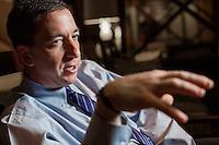 Glenn Greenwald for Information newspaper