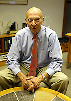 Bill Crutchfield, founder of Crutchfield Electronics, Inc based in Charlottesville, Va.
