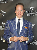 "NEW YORK, NY - June 23:  Carson Kressley attends Logo's  2016 ""Trailblazer Honors""June 23, 2016 at The Cathedral of St. John the Divine  in New York City .  Photo Credit: John Palmer/ MediaPunch"