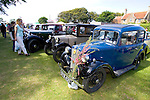 Classic car Old Gaffers festival C;assic Car Show Photographs of the Isle of Wight by photographer Patrick Eden