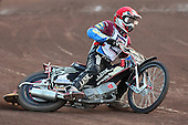 Heat 7: Adam Shields - Lakeside Hammers vs Wolverhampton Wolves - Sky Sports Elite League Speedway at Arena Essex Raceway, Purfleet - 24/05/10 - MANDATORY CREDIT: Gavin Ellis/TGSPHOTO - Self billing applies where appropriate - Tel: 0845 094 6026