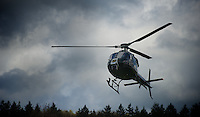 Liege-Bastogne-Liege 2012.98th edition..TV chopper