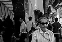 Teheran, Iran, September 29, 2007..During Ramadan, Teheran bazaar is much quieter than usual: many shops close at 2PM as most people want to be at home with their families for 'Iftar' (breaking the fast) at sunset..