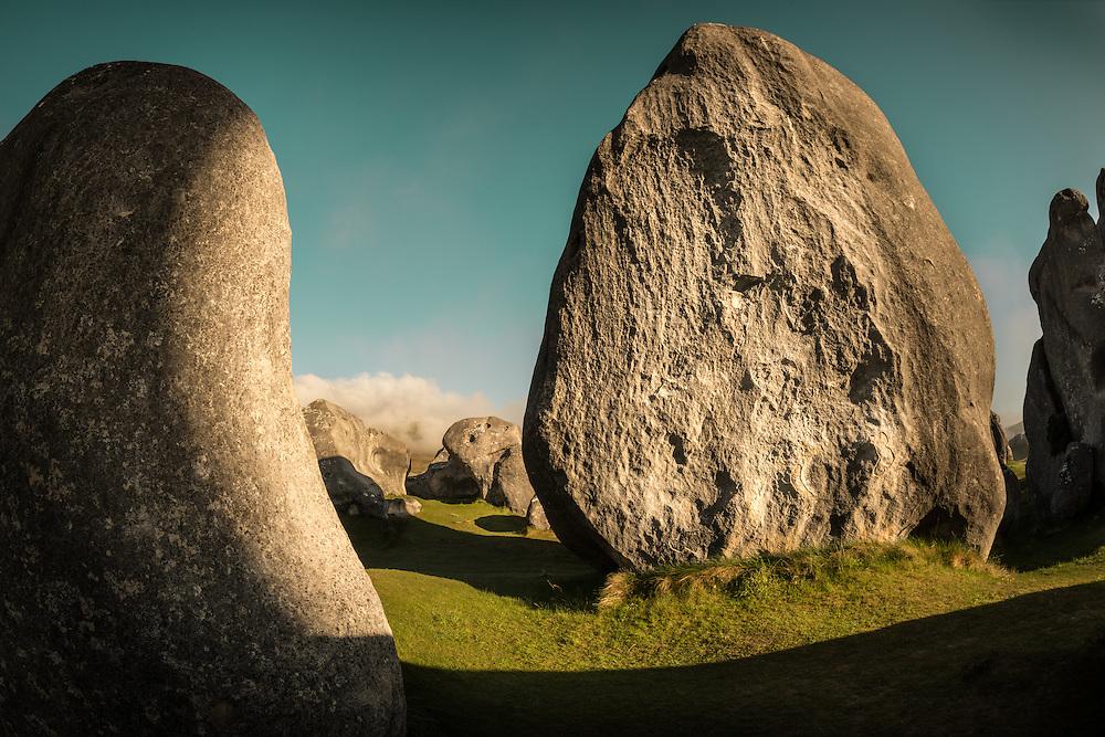 Space odyssey? Castle Hill Rocks. Canterbury
