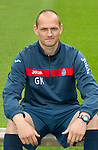 St Johnstone FC...Season 2011-12.Graham Kirk.Picture by Graeme Hart..Copyright Perthshire Picture Agency.Tel: 01738 623350  Mobile: 07990 594431