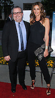 """HOLLYWOOD, LOS ANGELES, CA, USA - MAY 01: Sean Hanish, Cindy Crawford at the Los Angeles Premiere Of Lifetime Television's """"Return To Zero"""" held at Paramount Studios on May 1, 2014 in Hollywood, Los Angeles, California, United States. (Photo by Xavier Collin/Celebrity Monitor)"""