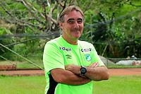 Nuevo cuerpo técnico del Deportivo Cali, 14-03-2017. Liga Aguila I 2017