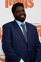 WESTWOOD, CA - OCTOBER 23: Ron Funches at the premiere Of 20th Century Fox's 'Trolls' at Regency Village Theatre on October 23, 2016 in Westwood, California. Credit: David Edwards/MediaPunch