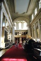 Sir John Vanbrugh: Blenheim Palace, Library. Photo '05.
