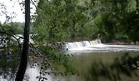 woolen mills dam rivanna river