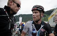 Tour de Suisse 2012.stage 2: Verbania (ITA) - Verbier 218km..