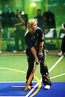 Australia Under 19 Girls' Rikki-Lee Rimmington.<br /> 2003 Indoor Cricket World Under 19 Championships, Christchurch, New Zealand