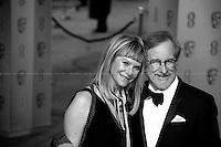 Steven Spielberg & Kate Capshaw.