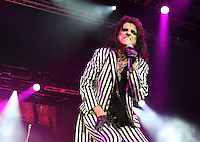Alice Cooper perform at The Stone Free Festival at the O2 Arena, London on June 18th 2016<br /> CAP/ROS<br /> &copy;ROS/Capital Pictures /MediaPunch ***NORTH AND SOUTH AMERICAS ONLY***