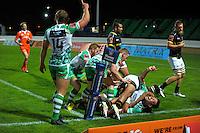 161005 Mitre 10 Cup Rugby - Manawatu Turbos v Wellington Lions