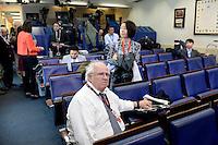 FEB 24 White House Blocks News Organizations from Press Briefing