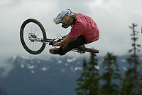 Cam McCaul at Bearclaw Invitational 2007
