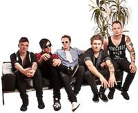 The Dirty Love photoshoot at Birdland Studios, Melbourne, 26 January 2011