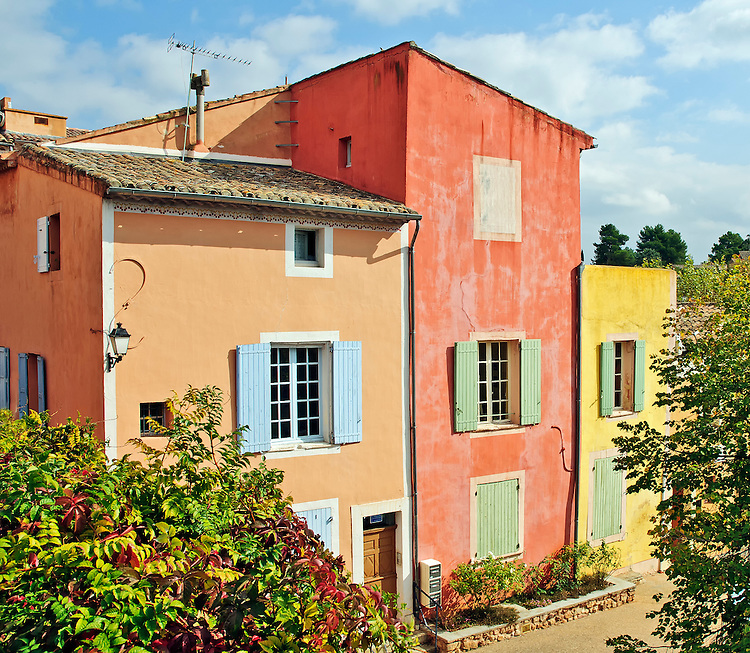 Houses in roussillon phil haber photography for Maison roussillon