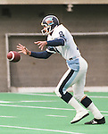 Hank Ilesic Toronto Argonauts punter 1985. Copyright photograph Scott Grant/