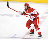 Jenn Wakefield (BU - 9) - The visiting Boston University Terriers defeated the Boston College Eagles 1-0 on Sunday, November 21, 2010, at Conte Forum in Chestnut Hill, Massachusetts.
