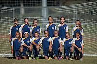2012 Galaxy Girls