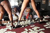 Atlanta rap group Travis Porter's music broke in the strip clubs of Atlanta.