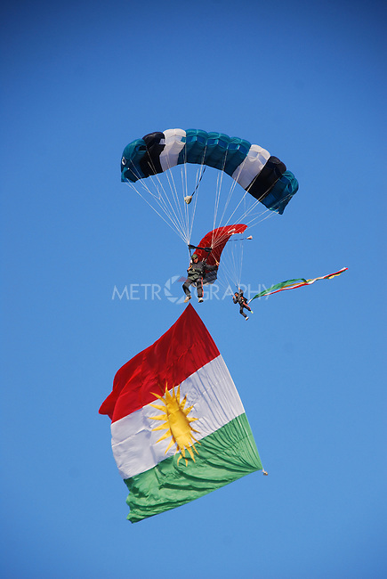 ... first day of spring. Kurds celebrate Newroz on March 20th and 21st by