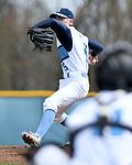 4-22-17, Skyline High School vs Bishop Foley Catholic varsity baseball