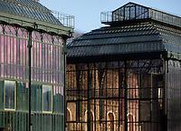 Glasshouses, Jardin des Plantes, Paris