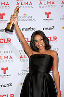 2013 ALMA Awards - Press Room