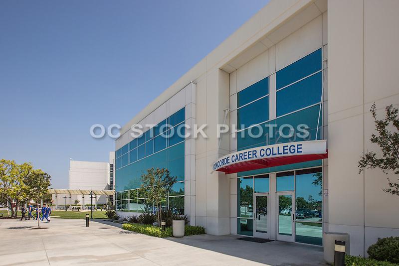 Coastline Community College Garden Grove Center SoCal Stock