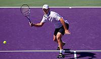 Andy RODDICK (USA) against Benjamin BECKER (GER) in the fourth round of the men's singles. Andy Roddick beat Benjamin Becker 7-6 6-3..International Tennis - 2010 ATP World Tour - Sony Ericsson Open - Crandon Park Tennis Center - Key Biscayne - Miami - Florida - USA - Tue 30th Mar 2010..© Frey - Amn Images, Level 1, Barry House, 20-22 Worple Road, London, SW19 4DH, UK .Tel - +44 20 8947 0100.Fax -+44 20 8947 0117