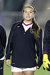 08 November 2013: Florida State's Nickolette Driesse. The Florida State University Seminoles played the University of North Carolina Tar Heels at WakeMed Stadium in Cary, North Carolina in a 2013 NCAA Division I Women's Soccer match and the semifinals of the Atlantic Coast Conference tournament. Florida State won the game 2-1 in overtime.