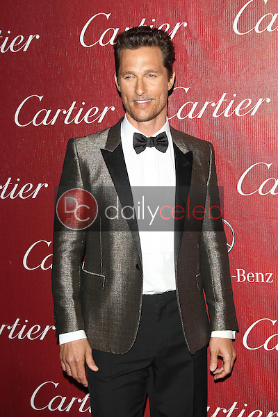 Matthew McConaughey<br />