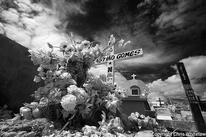 The Grave of Sebastiao Gomes Rangel, Santa Cruz Cemetery, Dili, East Timor