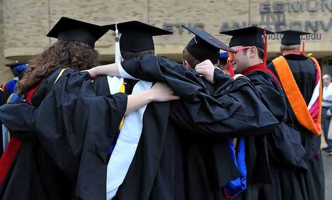 Commencement 2009. Graduate School...Photo by Matt Cashore/University of Notre Dame