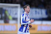 VOETBAL: HEERENVEEN: Abe Lenstra Stadion 04-04-2015, SC Heerenveen - NAC, uitslag 0-0, Mark Uth (#19), ©foto Martin de Jong