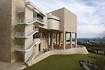 The Getty Center for the Arts in Los Angeles