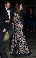 Kate, Duchess Of Cambridge & Prince William attend Screening Of Alive 3D - London