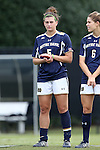 28 September 2014: Notre Dame's Cari Roccaro. The Wake Forest University Demon Deacons hosted the Notre Dame University Fighting Irish at W. Dennie Spry Soccer Stadium in Winston-Salem, North Carolina in a 2014 NCAA Division I Women's Soccer match.