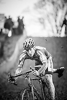 Picture by Russell Ellis/russellis.co.uk/SWpix.com - 13/12/2015 - Cycling - Cyclo-Cross - Jack Clarkson.