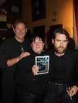 01-08-12 Flutter By's - DeLaria - Kerwin - Campbell - Generet - Benefit reading at Smoke Jazz Club