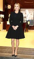 NOV 24 Kate Winslet opens Longines store