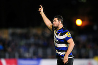 Elliott Stooke of Bath Rugby. Aviva Premiership match, between Bath Rugby and Bristol Rugby on November 18, 2016 at the Recreation Ground in Bath, England. Photo by: Patrick Khachfe / Onside Images