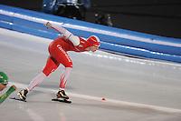 SCHAATSEN: AMSTERDAM: Olympisch Stadion, 28-02-2014, KPN NK Sprint/Allround, Coolste Baan van Nederland, Marrit Leenstra, ©foto Martin de Jong